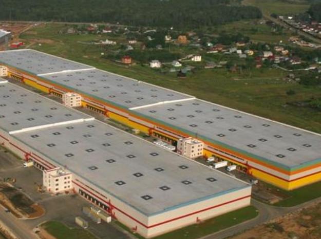 Производственно-складские помещения (1 Фото)