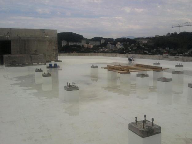 Здание олимпийского комитета (1 Фото)