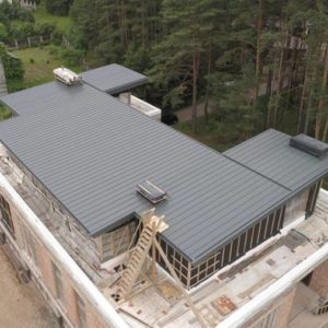 Террасы жилого дома ТРО Инверсионная Балластная система. Зацень (3 Фото)