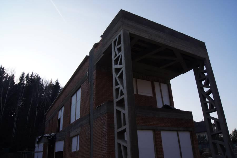 Жилой комплекс из 4-х зданий ТРО Механическая Балластная Минский район (9 Фото)