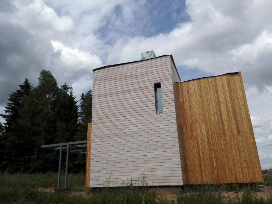 Жилой дом ТРО Механическая Балластная Вяча (4 Фото)