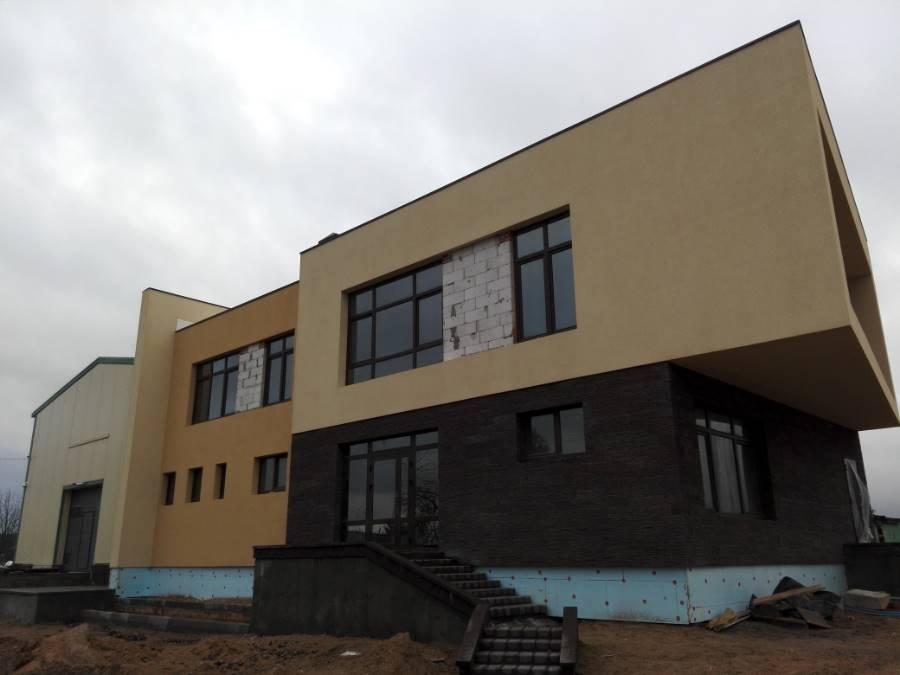 Офисно-складской комплекс ТРО Механическая система Капличи (2 фото)