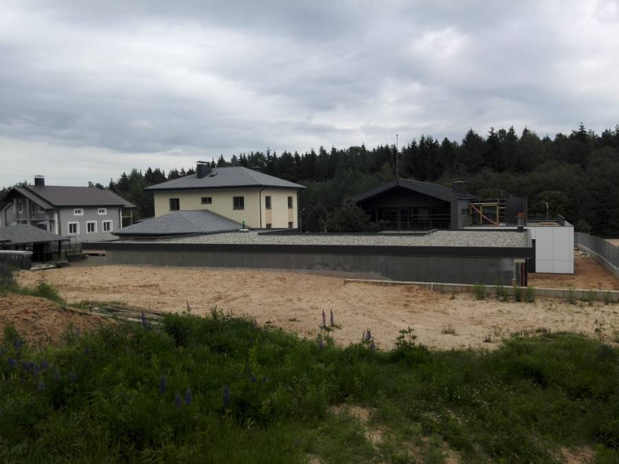 Жилой дом ТРО Балластная система. Мочаны (8 Фото)