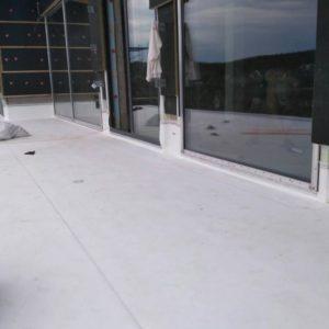 Террасы TPO Балластные эксплуатируемые Крестиново (3 фото)