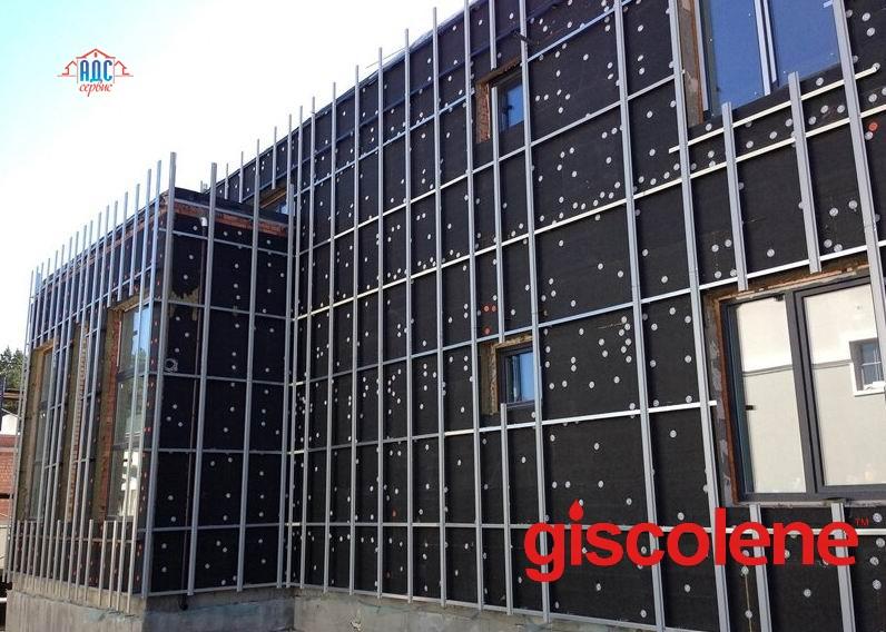 EPDM (ЕПДМ) систему герметизации фасадов